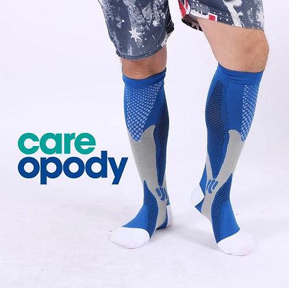 Careopody Compression Full Length Sock