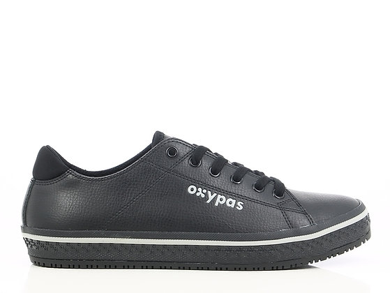 Oxypas Clark - Mens Light Comfort Sneaker with Non Slip outsole