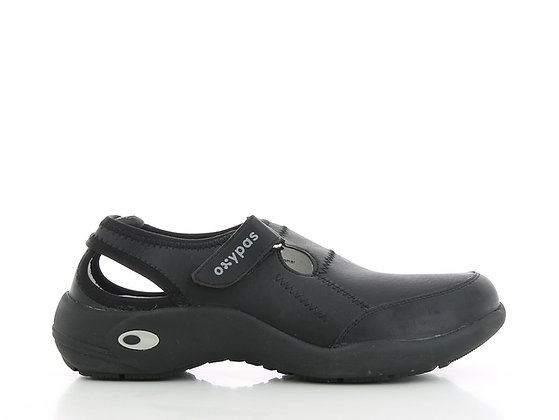 Oxypas Miranda - LADIES Stylish Open backed UltraLite Work shoe
