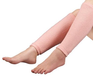 GelSmart Microfiber Shin Sleeve Moisturises & Soothes The Skin Around The Shin
