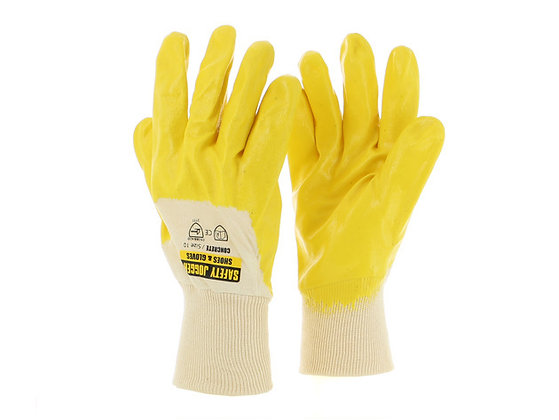 Safety Jogger Gloves - Concrete (Pack of 12 Pairs)