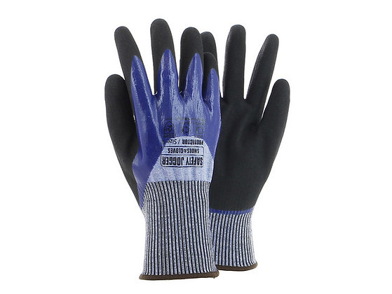 Safety Jogger Gloves - Protector (Pack of 2 Pairs)