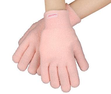 GelSmart Microfiber Fully Lined Gloves Moisturise & Soften Hard Dry Rough Skin