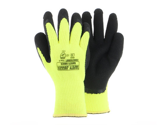 Safety Jogger Gloves - Construhot (Pack of 6 Pairs)