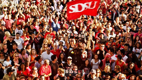 San Diego State University - I believe