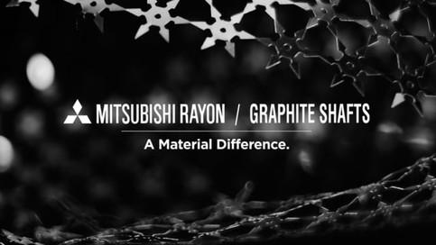 MITSUBISHI RAYON / GRAPHITE SHAFTS - Fubuki J Series