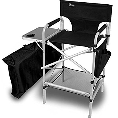 Tall Directors Chair, Makeup Chair, VIP Chair - $25/day