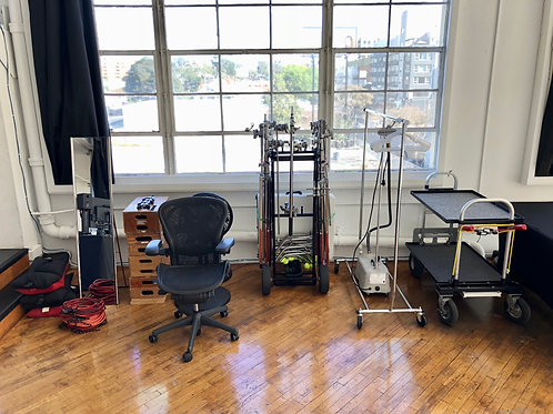 Studio Support Equipment Package - 30% Discount - daily rental