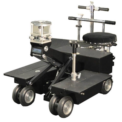 Vector Camera Dolly - Daily Rental