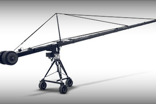 30' Jimmy Jib Camera Crane -  Daily Rental with operator