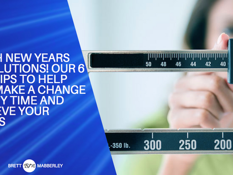 Ditch New Years Resolutions! Our 6 Top Tips To Help You Make A Change At Any Time And Achieve Your G