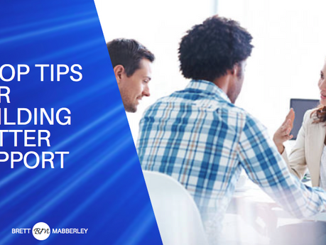 6 Top Tips For Building Better Rapport