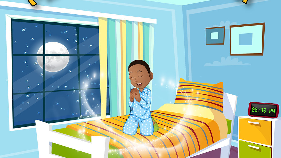 My Bedtime Prayer