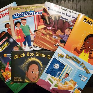 Tyesha Davis Children's Books