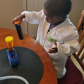 Lil Scientist