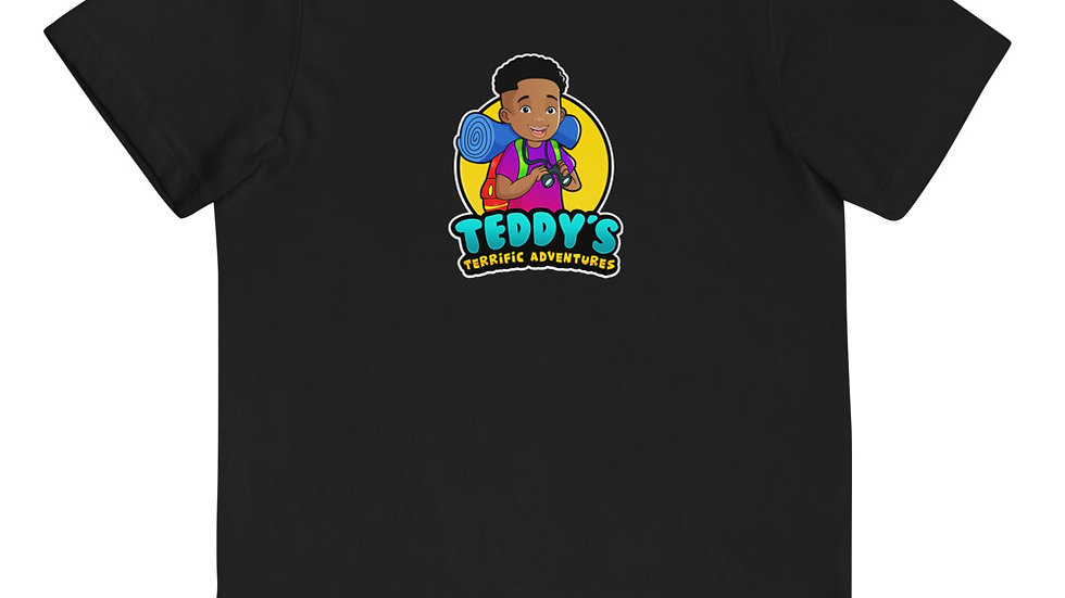 """""""Teddy"""" Youth jersey t-shirt"""