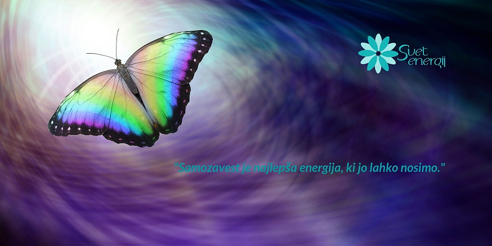 SPLETNA MEDITATIVNA DELAVNICA: Dvig samozavesti preko aktivacije svetlobnega telesa