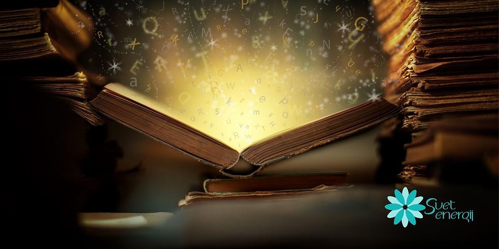SPLETNA MEDITATIVNA DELAVNICA: Čiščenje vzorcev in prepričanj preko akaških zapisov