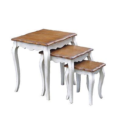 Набор консольных столиков (3 шт.)