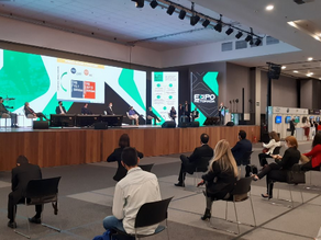 Expo Retomada recebe mais de 800 visitantes testados no 1º dia