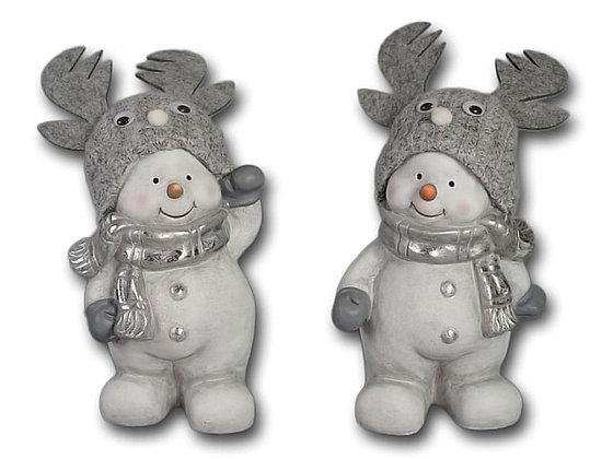Фигурка декоративная Снеговик