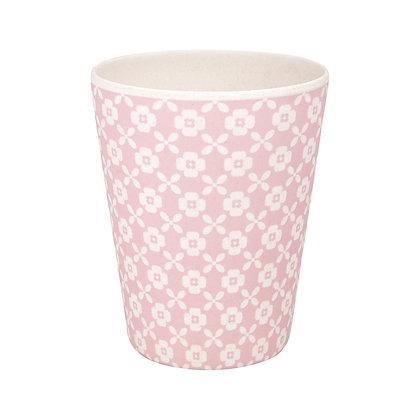 Стакан Хелле бледно-розовый