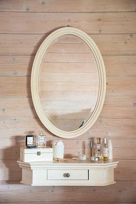 Овальное зеркало