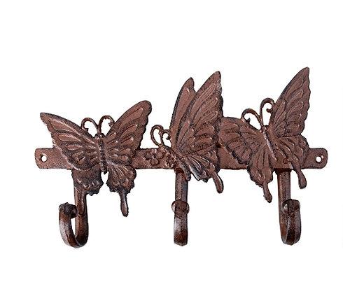 """Вешалка """"Бабочки"""""""