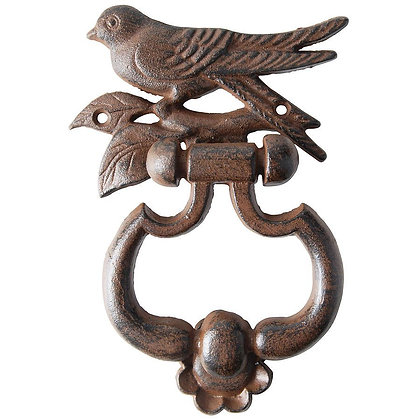 Дверной молоток Птичка
