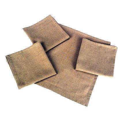 Салфетки сервировочные серые ( 4 шт.)