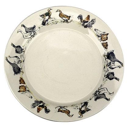 Тарелки обеденные 6 шт. «В гостях у Перро»
