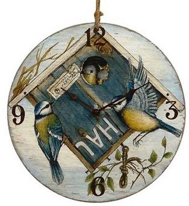 "Часы ""Птички"""