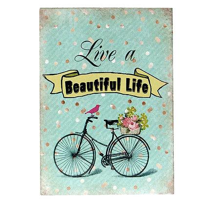 Табличка Жизнь прекрасна