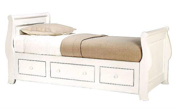 Кровать с ящиками Гармония 90х200 см