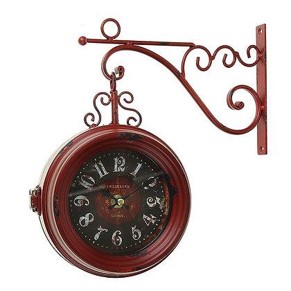 Часы двусторонние Лондон