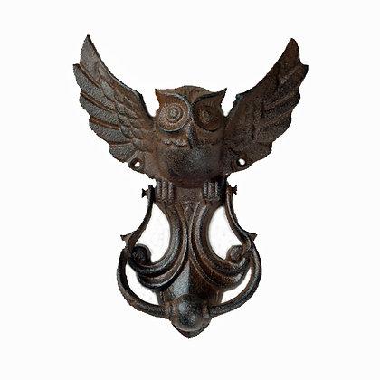 Дверной молоток Сова