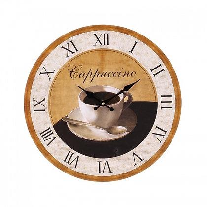 Часы Каппучино
