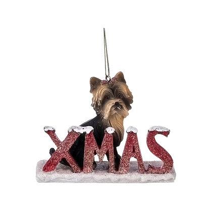 Подвеска Рождество