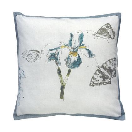 Чехол для подушки «Ирис»