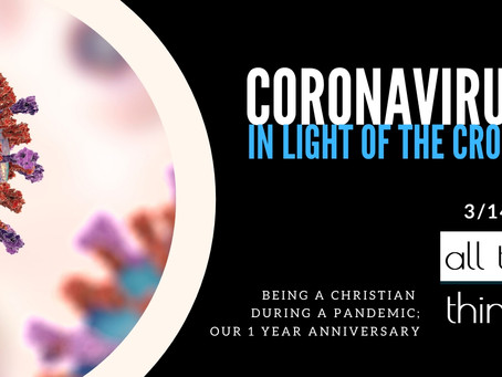 Coronavirus in Light of the Cross