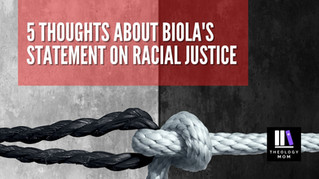 5 Points About Biola's Statement on Racial Justice