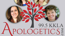 Radio: Women in Apologetics