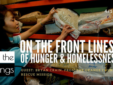 On the Front Lines of Hunger & Homelessness