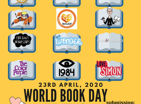 World Book Day Writing Competition