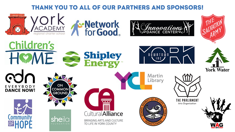 THank you to all of our partners and spo