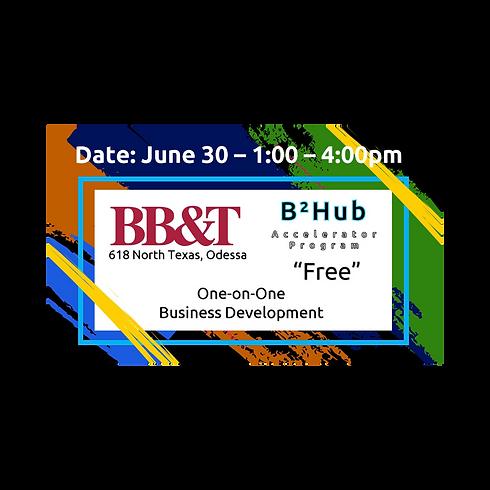BB&T Bank hosts 1-on-1 Development Meeting