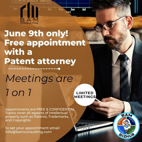 Appointment with a IP Attorney