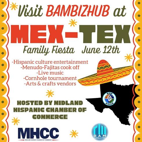 MEX-TEX FAMILY FIESTA TEJANO SHOWCASE