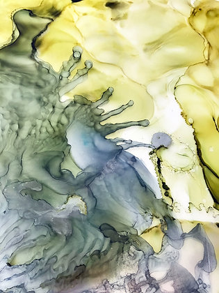 Mystics of the Sea No. 4,  Giclee Print