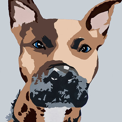 Prince the Pit, Giclee Print